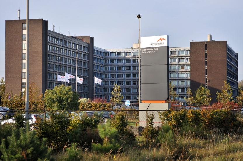 Arcelor belgien